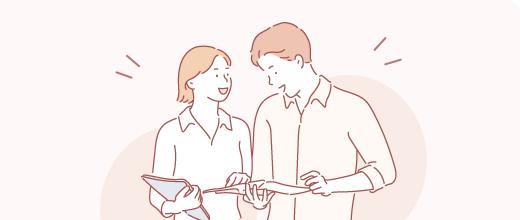 柔軟な対応とコミュニケーション能力