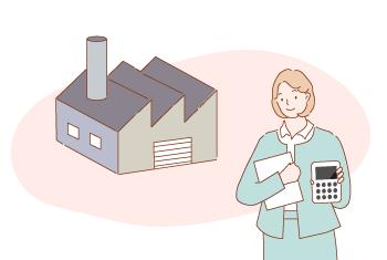 工場用途省エネ計算一律価格5万円。2.5万円で対応も!安心の低価格。