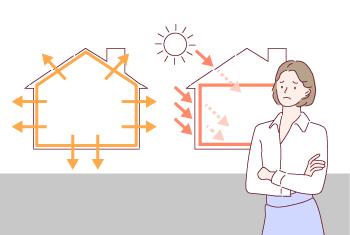 非住宅で外皮の事前検討はあまり意味がない?住宅と異なる非住宅の省エネ基準値の考え方